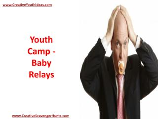 Youth Camp - Baby Relays