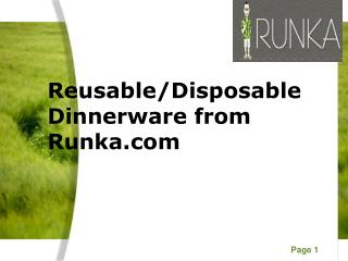 biodegradable dinnerware