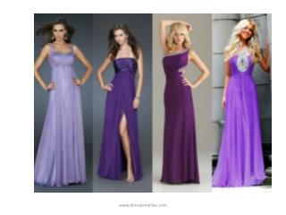dressesmallau.com is providing cheap purple formal dresses