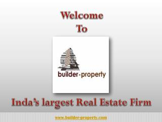 Mumbai Real Estate Projects Details by Builder Property