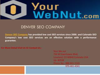 Colorado Graphic Design