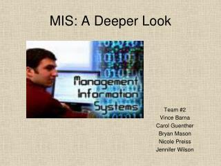 MIS: A Deeper Look