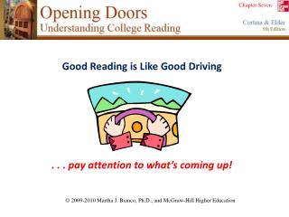 2009-2010 Martha J. Bianco, Ph.D., and McGraw-Hill Higher Education