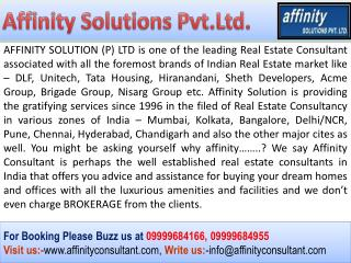 "real estate in splendour wakad   | ""affinityconsultant.com"""