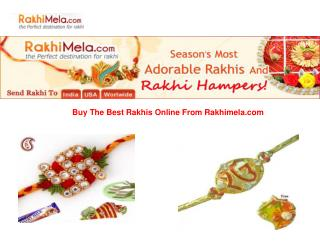 rakhi to india, rakhi in india, send rakhi to india,