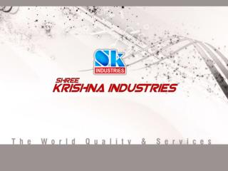 shree krishna industries :tape plant machinery lemination pl