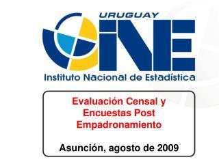 ALGUNAS CARACTER STICAS DEL URUGUAY
