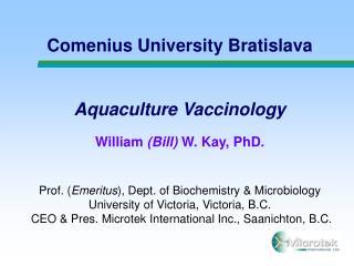 Recombinant subunit vaccines