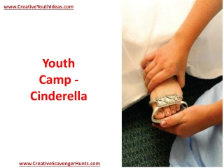 Youth Camp - Cinderella