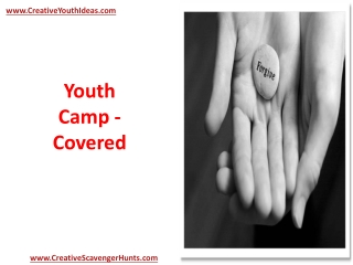 Youth Camp - Covered