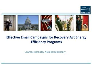 Effective Email Campaigns for Recovery Act Energy Efficiency Programs