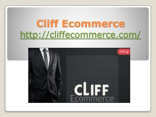 ecommerce website.
