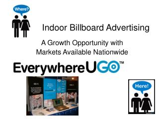 Indoor Billboard Advertising