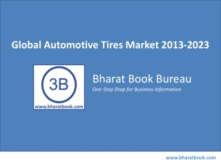 Global Automotive Tires Market 2013-2023 - How Will New EU L