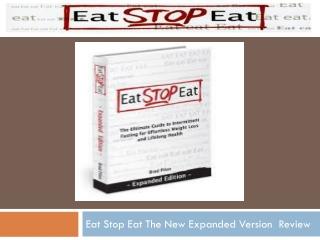 book eat stop eat cardio eat stop eat