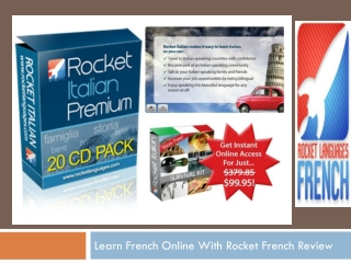 Learn French Online With Rocket French Review