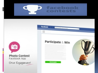 Photo Facebook Contest Build To Get Real Targeted Fans