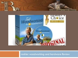 rockler woodworking and hardware Review