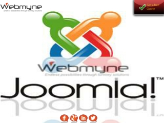 Hire Joomla developers from India expert in Joomla developme