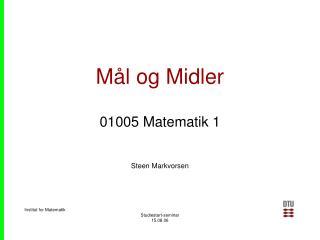 M l og Midler