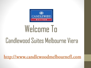 candlewood suites melbourne near brevard county zoo