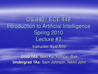 CS 440