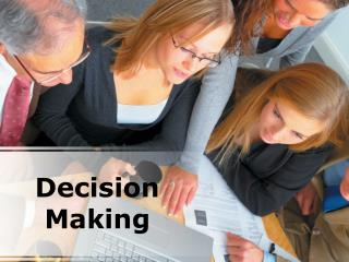 decision making (modern) powerpoint presentation content: 16