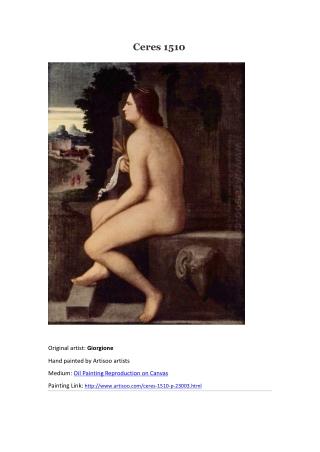 Ceres 1510