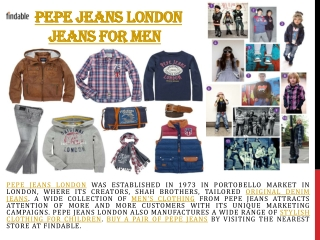 Buy Pepe Jeans London Apparel, Clothing, Eye wear in India