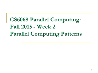 The Parallel Computing Landscape:  A View from Berkeley 2.0