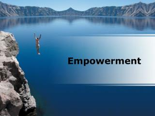 empowerment (modern) powerpoint presentation content: 141 sl