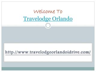 travelodge orlando