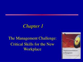 The Management Challenge: Critical Skills for the New Workplace