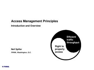Access Management Principles Introduction and Overview