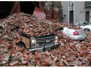 Katrina Devastation
