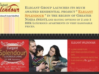 Best Option Elegant Splendour-Elegant Splendour Noida