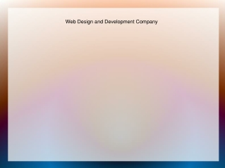 Website Design and Development Company- Offers Best IT Solut