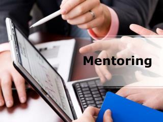 mentoring (modern) powerpoint presentation content: 146 slid
