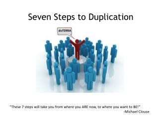 Seven Steps to Duplication