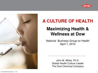 Dow Health Services dcp   1