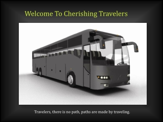 Online Bus Tickets Reservation