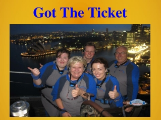 Buy Tickets in Australia from Trusted Brokers