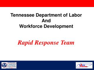 Rapid Response Team Partners