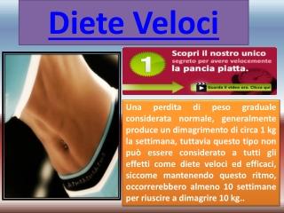 Diete Efficaci