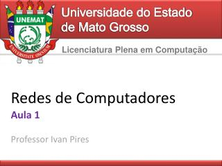 Universidade do Estado de Mato Grosso