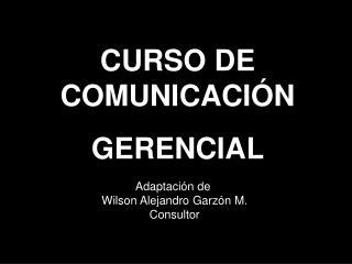 Comunicaci