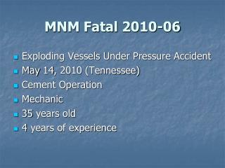 MNM Fatal 2010-06
