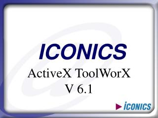 ActiveX ToolWorX V 6.1