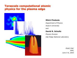 Terascale computational atomic physics for the plasma edge