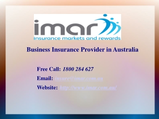 Small Business Insurance Australia
